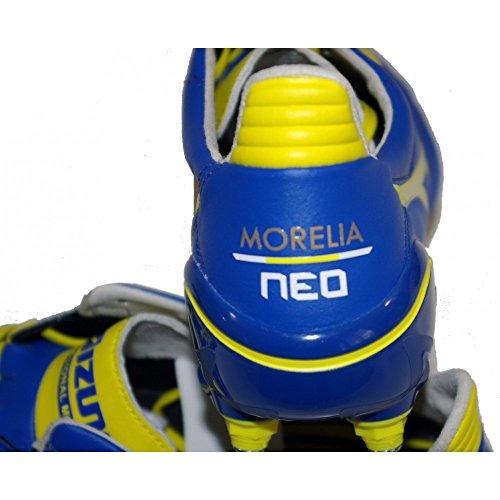 Scarpe da calcio MIZUNO MORELIA NEO MIX BLU-GIALLO BLU-GIALLO