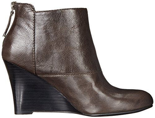 Nine West Optimistic Cuir Bottine Dark Gray