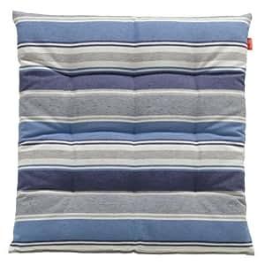 esprit home 21458 080 40 40 stuhlkissen coloured gre 40 x 40 cm blau. Black Bedroom Furniture Sets. Home Design Ideas