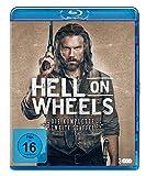 Hell On Wheels - Staffel 2 [Blu-ray]