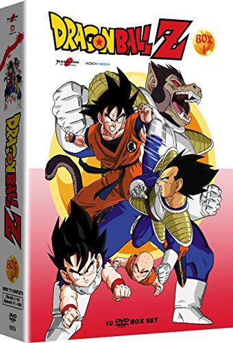 Dragon Ball Z #01 (10 Dvd)
