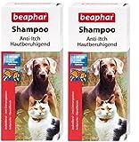 Beaphar Anti Itch Dog Shampoo, 200 ml (Pack Of 2)