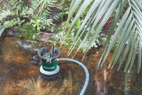 Metabo TPS 16000 S Combi Schmutzwasserpumpe - 3