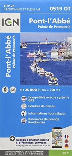 0519OT PONT L'ABBE POITE DE PENMARC'H par COLLECTIF