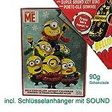 Minions Adventskalender (90g) mit Soundchip