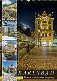 KARLSBAD Historie in malerischer Umgebung (Wandkalender 2019 DIN A2 hoch): Highlight im Westböhmischen Bäderdreieck (Monatskalender, 14 Seiten ) (CALVENDO Orte) - Melanie Viola