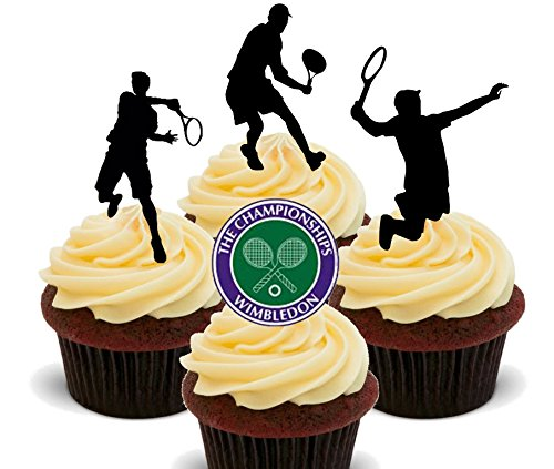 wimbledon-mens-tennis-player-silhouettes-edible-cupcake-toppers-stand-up-wafer-cake-decorations-pack