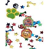 Amscan–999143–Confetti Paw Patrol