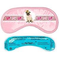 daydream M-3050 Pet Schlafmaske mit Kühlkissen / Coolpack, rosa preisvergleich bei billige-tabletten.eu
