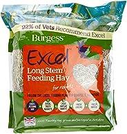Excel Burgess Long Stem Feeding Hay, 1 kg