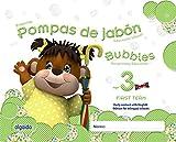 Pompas de jabón. Bubbles age 3. Pre-primary Education. First Term - 9788490670613