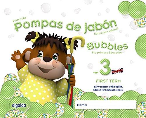 Download Pompas de jabón. Bubbles age 3. Pre-primary Education. First Term - 9788490670613