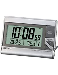 Seiko Clocks - QHR024S - Réveil - Digitale - Eclairage