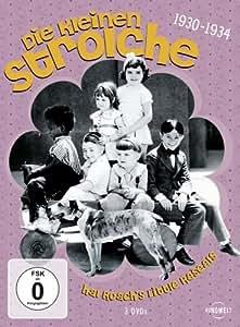 Die kleinen Strolche: 1930-1934 [3 DVDs]