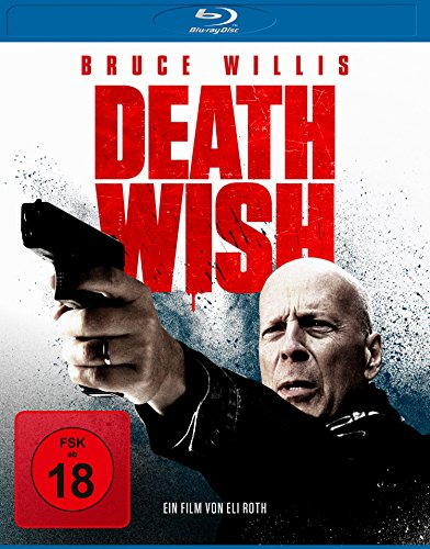death wish 1-5 complete collection blu ray