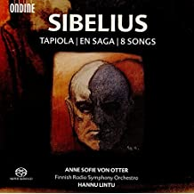 Sibelius: Tapiola / En Saga / Eight Songs