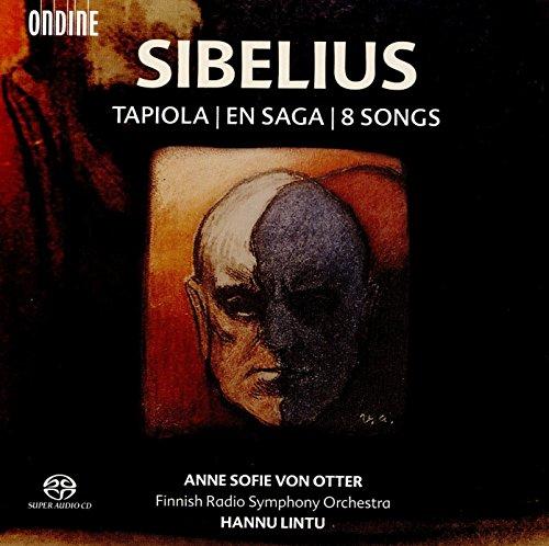 Sibelius: Tapiola / En Saga / Eight Songs