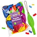 """jaunty partyware 25 Large Punch Balloons 