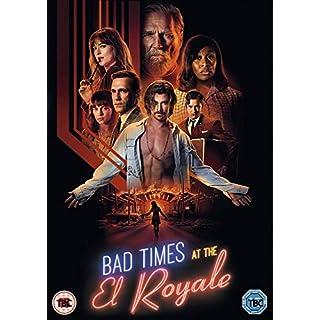 Bad Times At The El Royale [DVD] [2018]