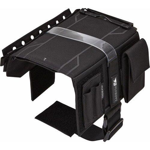 Flyboys Reversible Kneeboard with Clipboard, Black | FB3316BLK