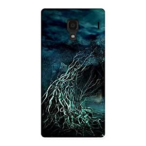Luxirious Tree Horror Back Case Cover for Redmi 1S