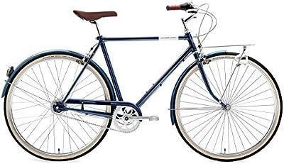 Caferacer Man Solo 3 Velocidades - Una Bicicleta Hermosa Y Clásica Con Modernas Funcionas