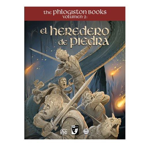 El Heredero de Piedra: The Phlogiston Books Vol. 2