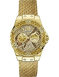 Guess Limelight Analog Brown Dial Women's Watch - W0775L13