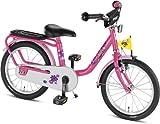 PUKY Kinderfahrrad 18 Zoll Fahrrad, pink