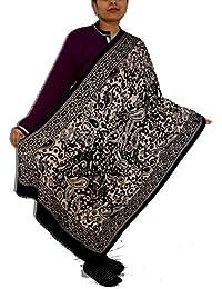 Sanvitta's Paisley Print Viscose Women's Stole Shawl Wrap Dupatta