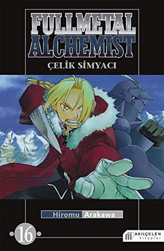 Fullmetal Alchemist - Celik Simyaci 16