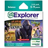 LeapFrog Animal Genius Learning Game (works with LeapPad Tablets, LeapsterGS, and Leapster Explorer) by LeapFrog [Toy]