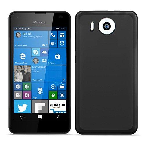 Microsoft Lumia 950 XL Hülle Schutzcase, Conie Silikonhülle [Basic Series], Ultradünn hüllen Cover Schutz Tasche Premium Case für Lumia 950 XL TPU Handyhülle, Microsoft Lumia 950 XL (5,7 Zoll (14,5 cm)