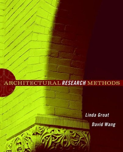 Architectural Research Methods (Architecture)