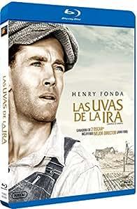 Las Uvas De La Ira [Blu-ray] [Spanien Import]