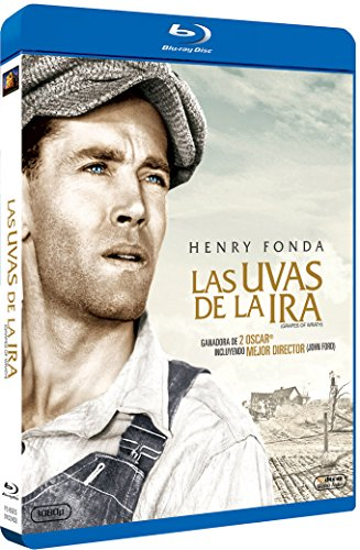 Las Uvas De La Ira [Blu-ray]