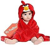 #8: My NewBorn Brand Baby's Genuine Premium Designer Hood Blanket cum wrap