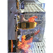 Armageddon Poster (11 x 14 Inches - 28cm x 36cm) (1998) German Style L