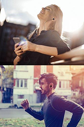 Beexcellent In Ear Kopfhörer, Dual Dynamic Treiber Bass Kopfhoerer Noise Cancelling Ohrhörer mit Mikrofon für iPhone Android Smartphones Tablets MP3 Player - 7