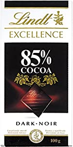 Lindt Excellence 85% cacao -