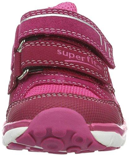 Superfit Mädchen Sport5 Mini Sneakers Pink (Masala Kombi 37)