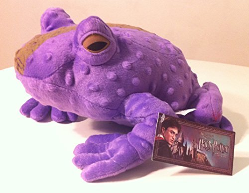 wizarding-world-of-harry-potter-giant-12-magical-menagerie-purple-toad-frog-plush-toy-by-universal-s
