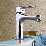 YALL Le robinet de lavabo de charme Mélangeur lavabo chaud et froid seul bloc de robinets