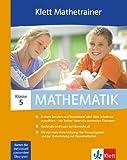 Klett Mathetrainer 5. Klasse -