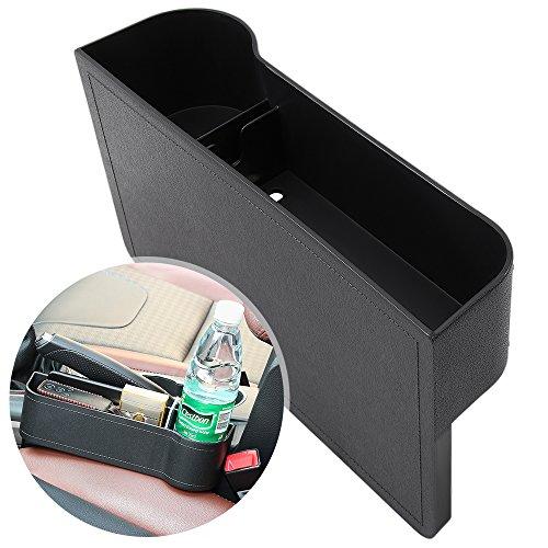 Autositz Seiten Schlitz Taschen Auto-Sitzablagefach Organizer