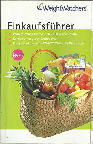 Weight Watchers Einkaufsführer 2007