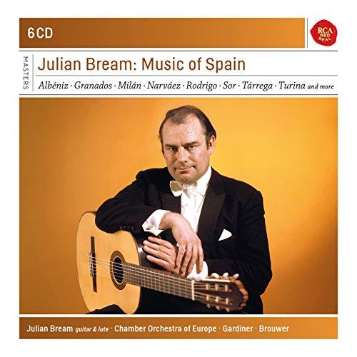 Vari: Musica Spagnola Per Chitarra [6 CD]