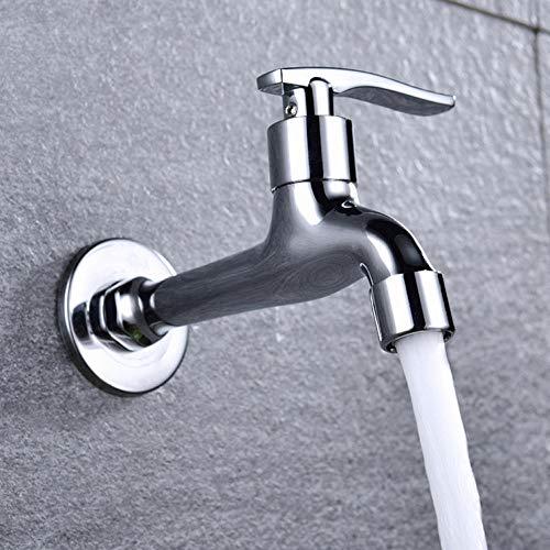 Rubinetto rubinetti da giardino per esterni di alta qualità rubinetto per lavatrice rubinetto per cucina in ottone lavandino per bagno rubinetto per mop per piscina