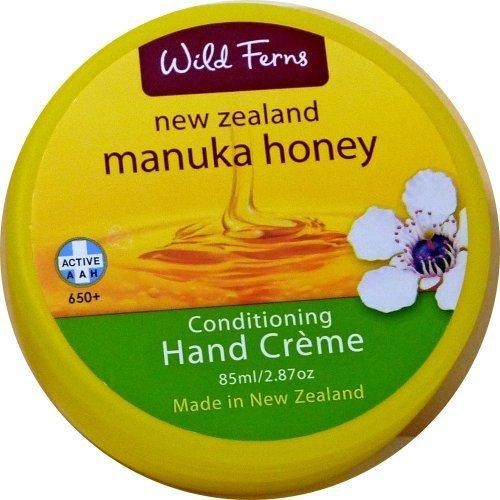 Manuka Honey Wild Ferns Hand Cream by Parrs Products Ltd BEAUTY (English Manual)
