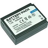 MP power @ 1X Reemplazo Li-ion batería ED-BP1030 7.4 1030mah para Samsung NX200, NX210, NX1000, NX1100, NX2000